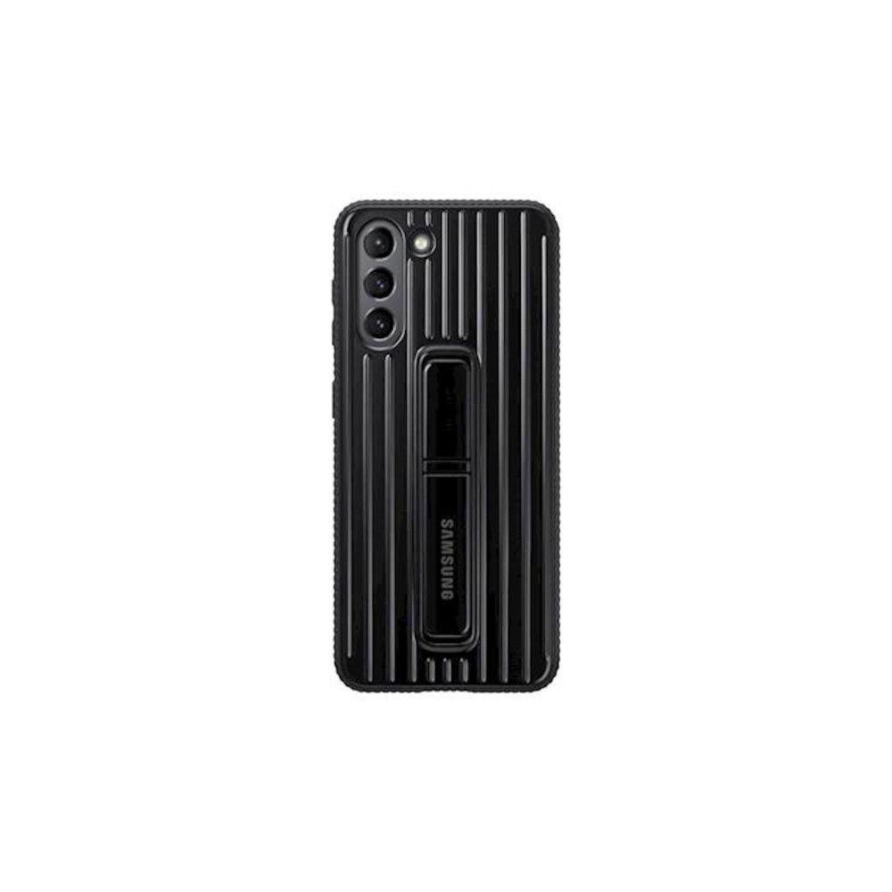 "Slika Samsung Ovitek ""Protective Standing"" Za Galaxy S21  - Črn"