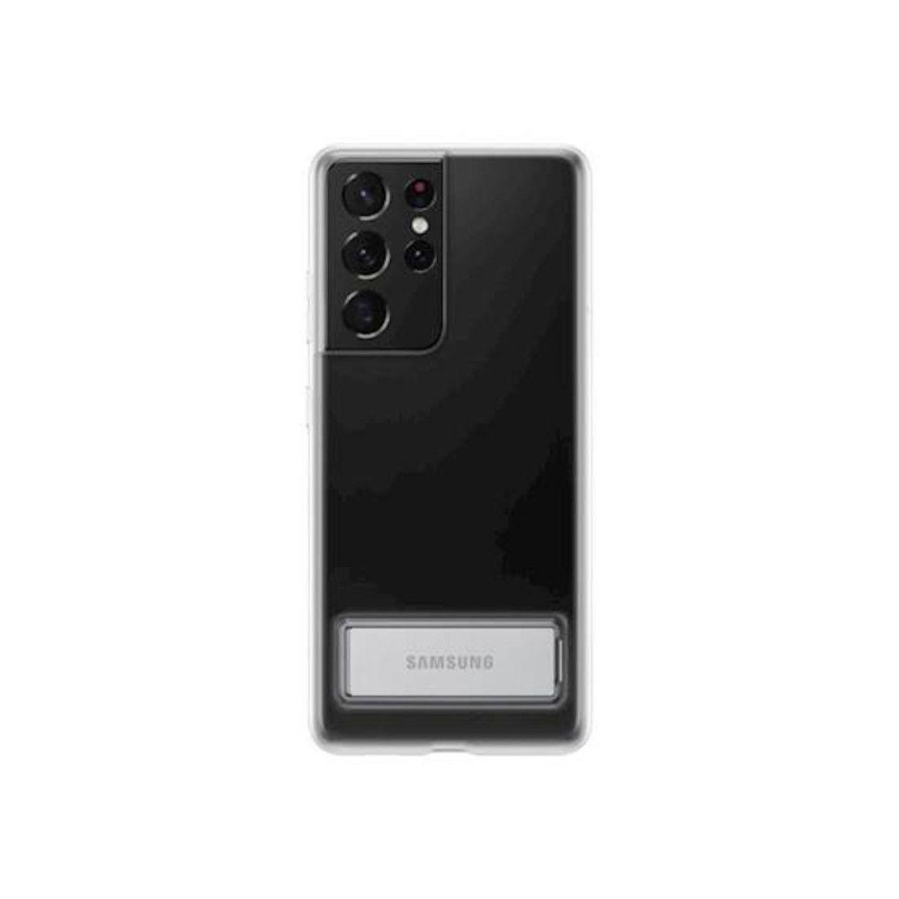 "Slika Samsung Ovitek ""Clear Standing Cover"" Za Galaxy S21 Ultra - Prozoren"