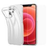 "Slika Silikonski ovitek TPU ""Shockproof"" za iPhone 13 Mini - Prozoren"