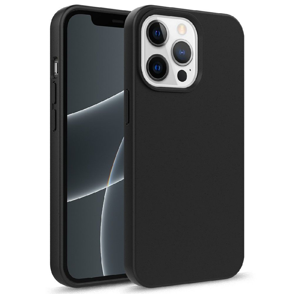 "Slika Silikonski ovitek TPU ""Drop Proof"" za iPhone 13 Mini - Črn"