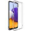 Slika Silikonski ovitek TPU za Samsung Galaxy A22 4G - Prozoren