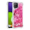 "Slika Silikonski ovitek TPU ""Cherry Blossom Quicksand"" za Samsung Galaxy A22 4G"