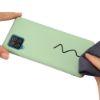 "Slika Silikonski ovitek TPU ""Soft"" za Samsung Galaxy A22 4G - Zelen"