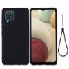 "Slika Silikonski ovitek TPU ""Soft"" za Samsung Galaxy A22 4G - Črn"